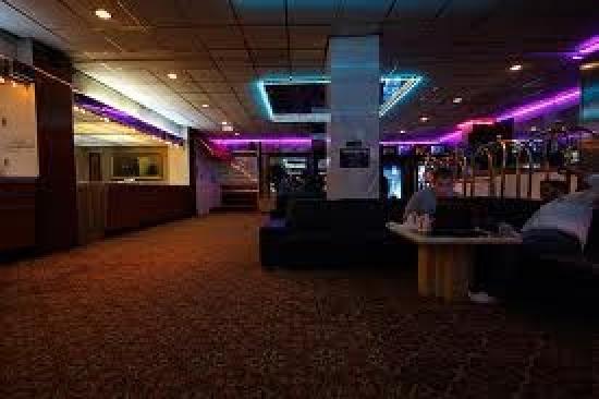 Hotel Carter: lobby