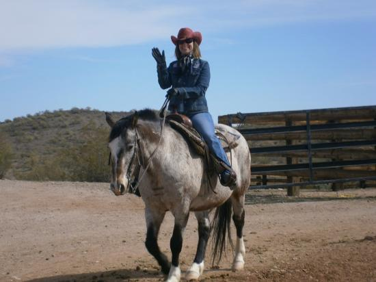 Flying E Ranch: Chief and Me!