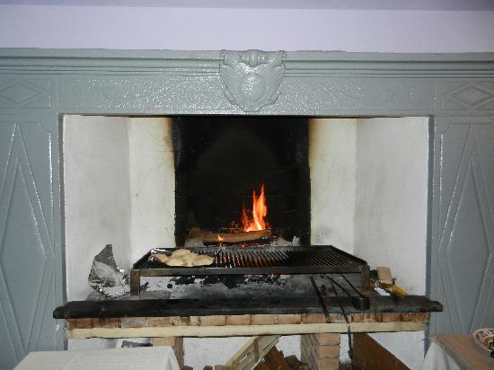 L'Antica Trattoria: la griglia