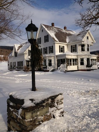Farmhouse Inn at Robinson Farm: Farmhouse Inn - Woodstock, VT