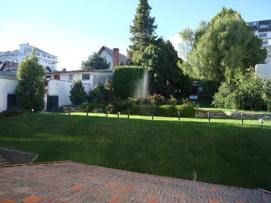 Hotel Tres Reyes: jardines