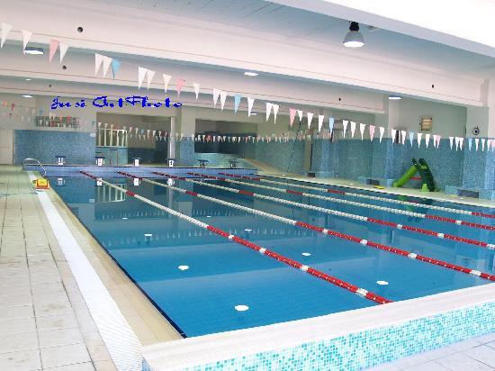 Piscina coperta riscaldata foto di grand hotel stella - Hotel con piscina coperta e riscaldata ...