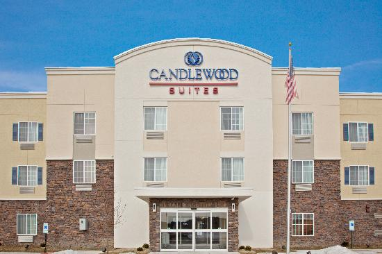 Candlewood Suites Champaign-Urbana Univ Area: Welcome