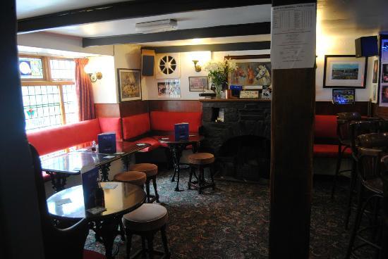 Ship Inn: the main bar
