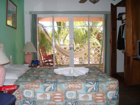 Pochomil, Nikaragua: Clean rooms with nice view!