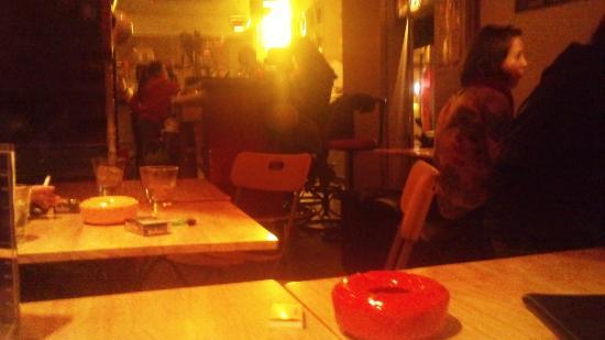 Ete Resto Cafe: 店内#2