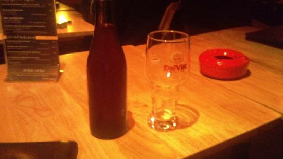 Ete Resto Cafe : Ete beer