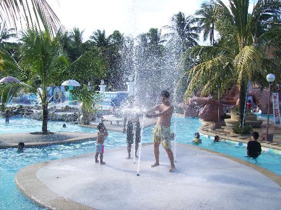 Water Park Picture Of Intosan Beach Resort Cebu City Tripadvisor