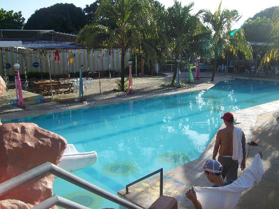 Intosan Beach Resort Early Morning At The