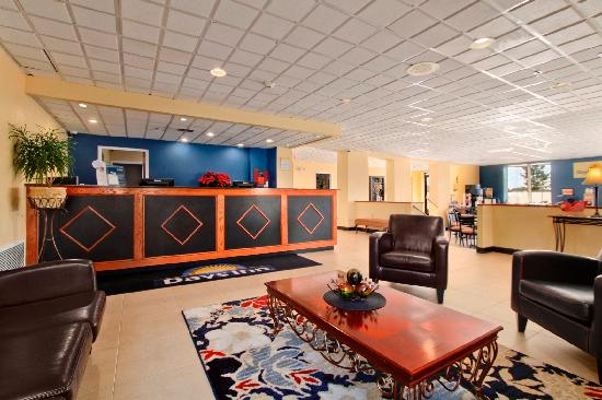 Days Inn Pottstown : Lobby