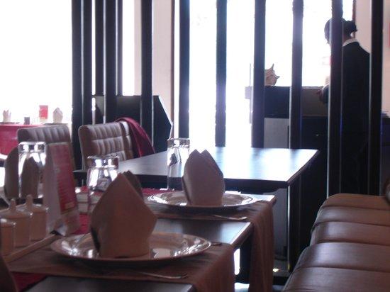 Hunan: interieur