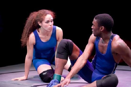 Coterie Theatre : The Wrestling Season