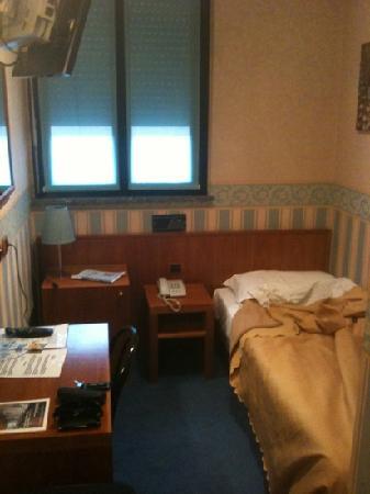Hotel Roxy: camera singola