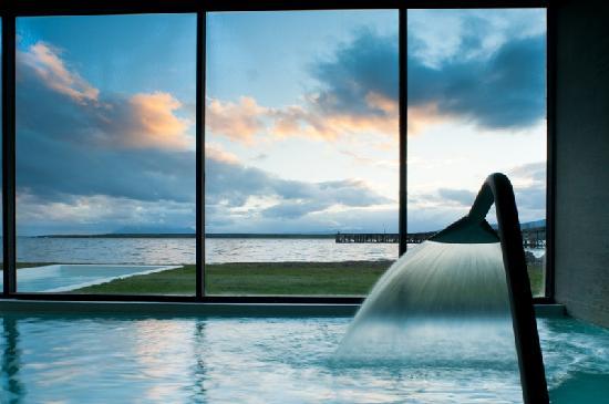 The Singular Patagonia Spa: The Singular Wellness SPA