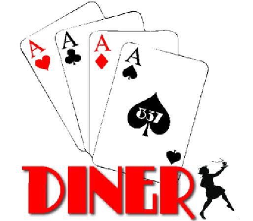 4 Aces Diner: Our Logo