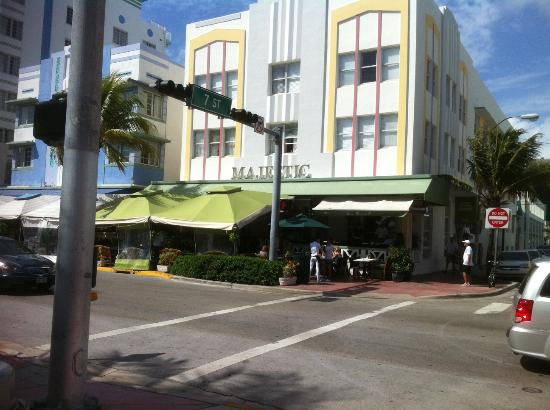 Majestic Hotel South Beach: Feb 27, 2012