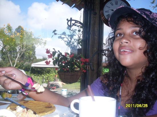 Matisses Hotel Campestre: El desayuno regio