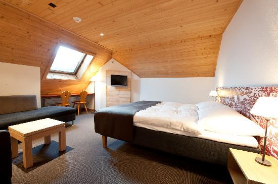 Hotel Landhaus: Zimmer für 2-4 Personen