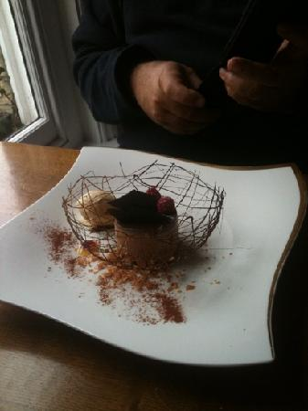 Cotto : chocolate mousse extraordinaire!!