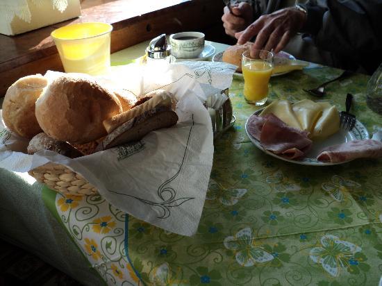 Breakfast at Hotel hauser