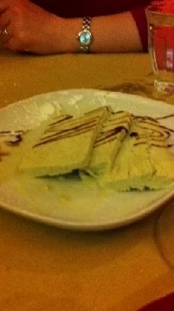 Pezzafina : pistachio soffrito