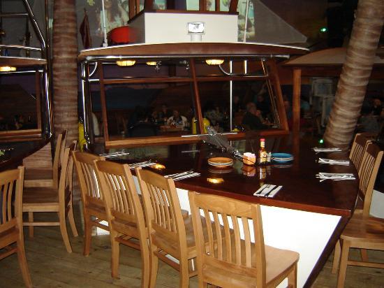 Boat Table Picture Of Margaritaville Mohegan Sun Uncasville