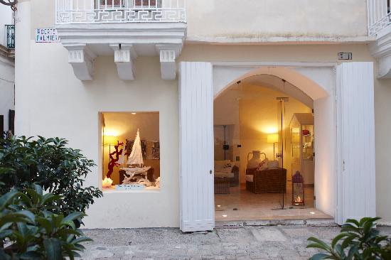 Relais Corte Palmieri: Esterno