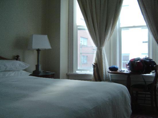 Victorian Hotel: Chambre #32