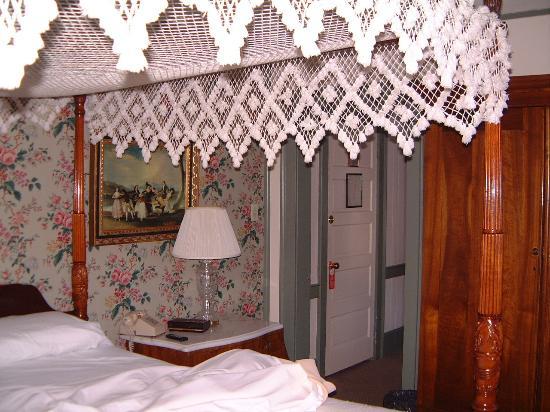 Page House Inn: Unser Zimmer