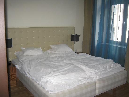 The ICON Hotel & Lounge: chambre