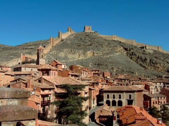 Albarracin: descomunal