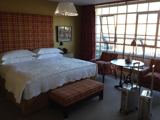 The Soho Hotel: Unser Zimmer