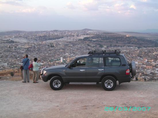 Maroc Expedition - Day Tours: Our customers visiting Fes.