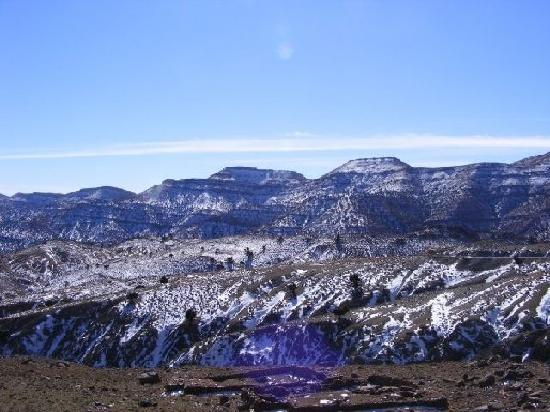 Maroc Expedition - Day Tours: Atlas Mountains in Winter time