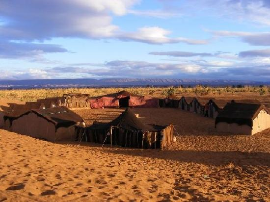 Maroc Expedition - Day Tours: Desert Camp