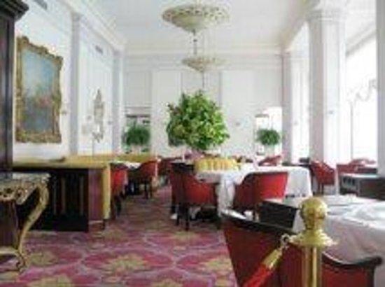 Hotel Cipriani Restaurant: Cipriani Interior