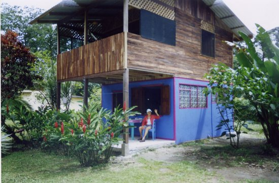 El Caracol Azul: One of our Caribbean Cottages