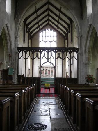The Manor House: Knapton Church