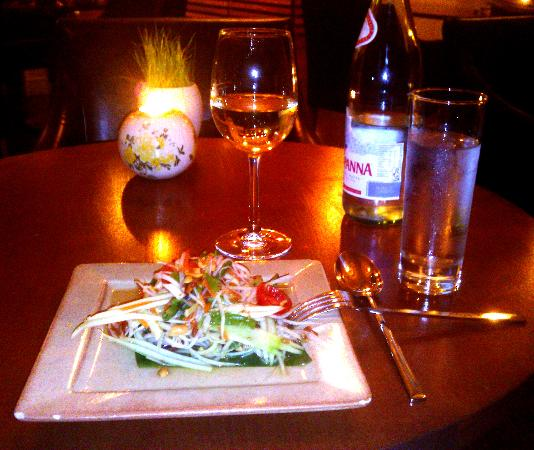 Malagor Fine Thai Cuisine: Malagor's take on Som Tom