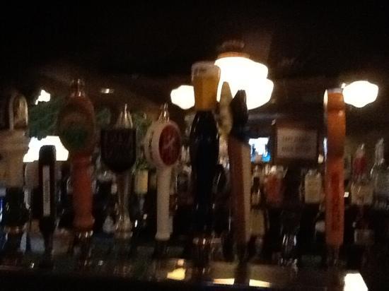 P.J. Whelihan's Pub + Restaurant - Haddon Township: at the bar