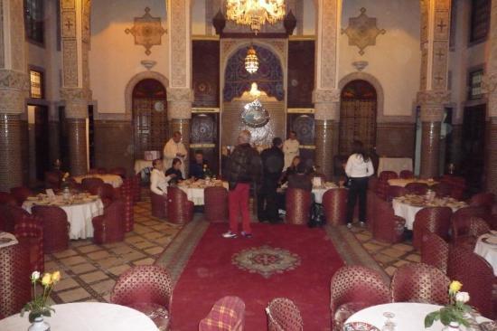 Restaurant al Fassia : Pranzo a Fes