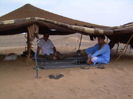 Maroc Expedition - Day Tours: Hassan, The driver and guide