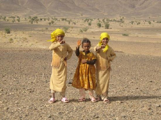 Maroc Expedition - Day Tours: Nomad's Girls