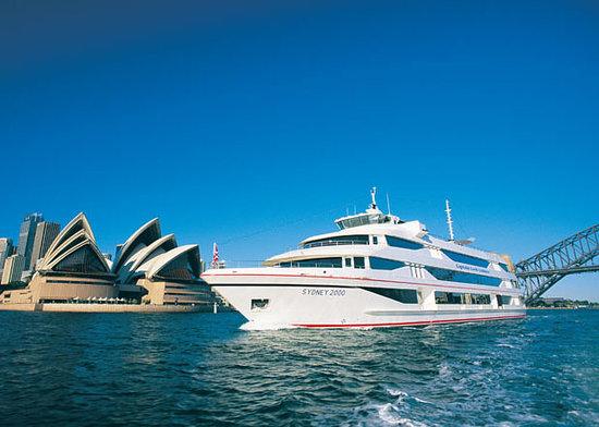 Captain Cook New Years Eve Dinner Cruise Captain Cook Cruises Sydney Traveller Reviews Tripadvisor