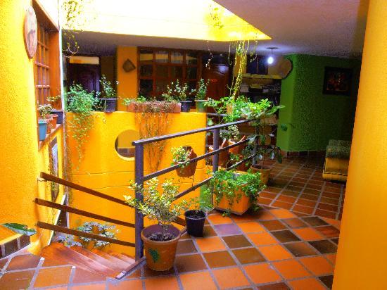 Hostal Coturpa, Su Casa en Papallacta: second floor