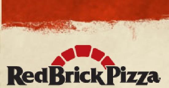Red Brick Pizza : Logo