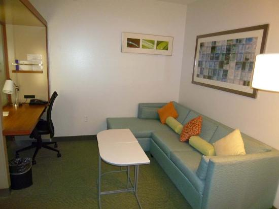 SpringHill Suites San Antonio Airport: room
