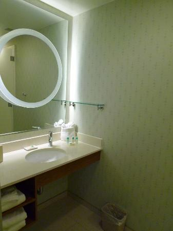 SpringHill Suites San Antonio Airport: bathroom