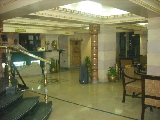 Zayed Hotel: Lobby