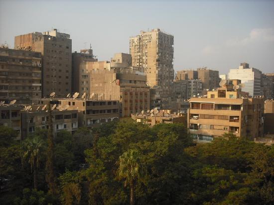 فندق زايد: View